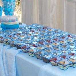 Ατομικά Γλυκά Βάπτισης σε Κυπελλάκι σε τιμές προσφοράς
