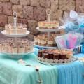 Ατομικά Γλυκά Βάπτισης Σφηνάκι σε τιμές προσφοράς