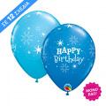Μπαλόνια με ήλιο για Γενέθλια - 50 τεμάχια - 860050