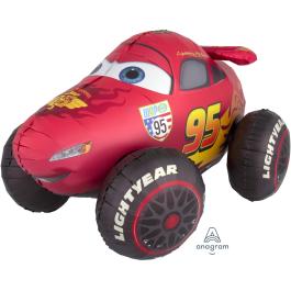 """Μπαλόνι AirWalker® """"Cars McQueen"""" 68εκ. - Κωδικός: A3408601 - Anagram"""