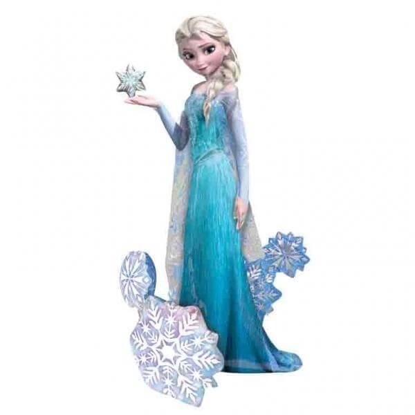"""Μπαλόνι AirWalker® """"Frozen Elsa"""" 144εκ."""