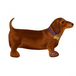 """Μπαλόνι AirWalker® Buddies """"Σκυλάκι Ντάσχουντ"""" 39εκ. - Κωδικός: A2500901 - Anagram"""