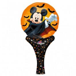 """Μπαλόνι Foil Ρακέτα """"Mickey Halloween"""" - Κωδικός: A2970701 - Anagram"""