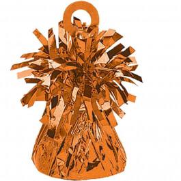 Διακοσμητική βάση Foil για μπαλόνια – Πορτοκαλί- Κωδικός: A99136505- Anagram