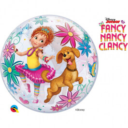 "Μπαλόνι Bubble ""Disney Fancy Nancy Clancy"" 56εκ."