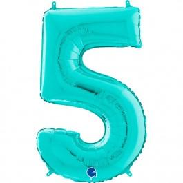"""Νούμερο """"5"""" μεγάλο - Grabo - βεραμάν - Κωδικός: 7917658 - Grabo"""