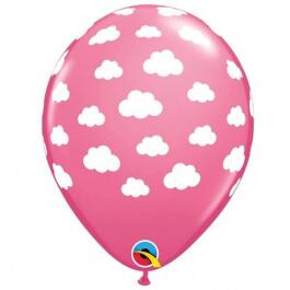 """Μπαλόνια Latex """"Clouds Rose"""" 28εκ. - 58382"""