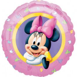 """Μπαλόνι Foil """"Minnie Character"""" 45εκ. - Κωδικός: A1095901 - Anagram"""