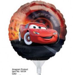 """Μπαλόνι Foil Ez-Fill """"Cars"""" 23εκ. (3 τεμάχια) - Κωδικός: A1812401 - Anagram"""