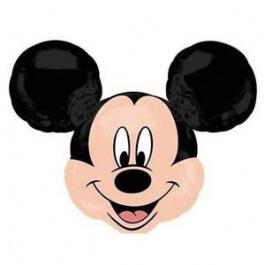 """Μπαλόνι Foil """"Mickey κεφάλι"""" 53εκ. - Κωδικός: A3154802 - Anagram"""