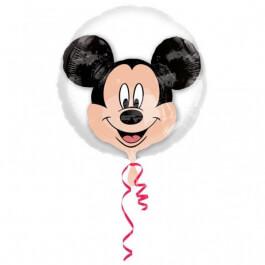 """Μπαλόνι Foil """"Insider Mickey Head"""" 60εκ. - Κωδικός: A3250901 - Anagram"""