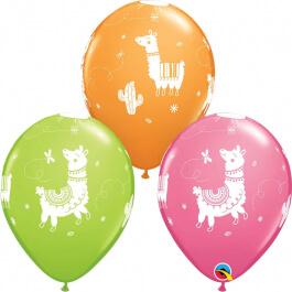 """Μπαλόνια Latex """"Llamas"""" 28εκ. - 86589"""