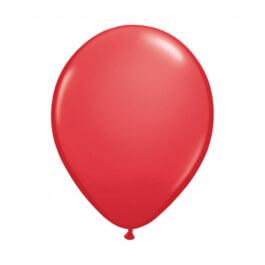 """Μπαλόνια Qualatex """"Κόκκινο"""" 28εκ. - Κωδικός: 43790 - Qualatex"""