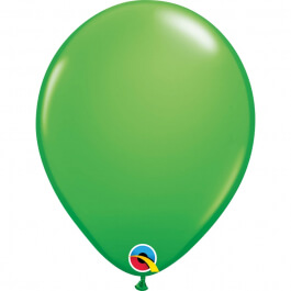 """Μπαλόνια Qualatex """"Spring Green"""" 28εκ."""