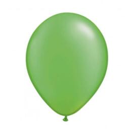 """Μπαλόνια Qualatex """"Περλέ Λαχανί"""" 28εκ."""