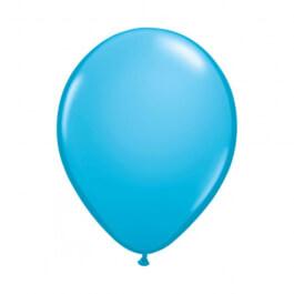 """Μπαλόνια Qualatex """"Robin's Egg Blue"""" 28εκ."""