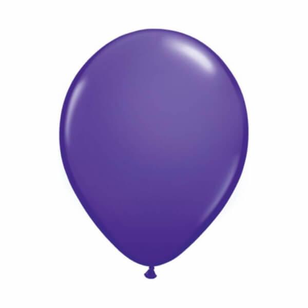 """Μπαλόνια Qualatex """"Purple Violet"""" 28εκ. - Κωδικός: 82699 - Qualatex"""