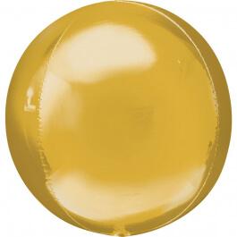 Μπαλόνι Deco ORBZ σφαιρικό XL53εκ. - Χρυσό - A3947399