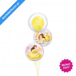 """Μπουκέτο μπαλονιών """"Belle Birthday Bubble Bouquet"""" - Κωδικός: 9503007 - SmileStore"""