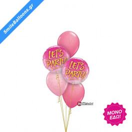 """Μπουκέτο μπαλονιών """"Let's Do This"""" - Κωδικός: 9503113 - SmileStore"""