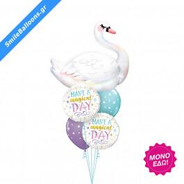 """Μπουκέτο μπαλονιών """"Majestic & Magical"""" - 9503117"""