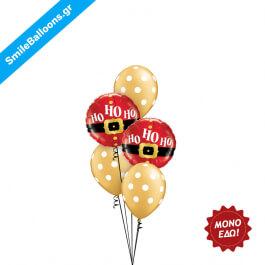 """Χριστούγεννα - Μπουκέτο μπαλονιών """"Good As Gold Christmas"""" - Κωδικός: 9504037"""