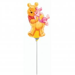 """Μπαλόνι Foil Ρακέτα """"Winnie The Pooh Hug"""" - Κωδικός: A0833402 - Anagram"""