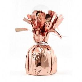 Διακοσμητική βάση Foil για μπαλόνια – Ροζ Χρυσό - Κωδικός: 58252 - Anagram