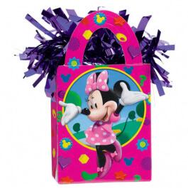 Διακοσμητική βάση για μπαλόνια Minnie Mouse - Κωδικός: A110220 - Anagram