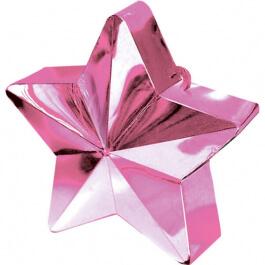 Διακοσμητική βάση αστέρι για μπαλόνια - Pink - Κωδικός: A11780006 - Anagram