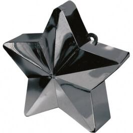 Διακοσμητική βάση αστέρι για μπαλόνια – Μαύρο - Κωδικός: A11780010 - Anagram