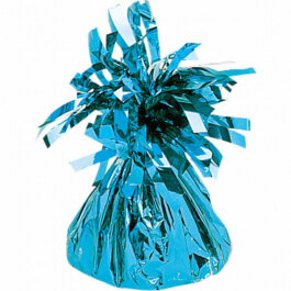 Διακοσμητική βάση Foil για μπαλόνια - Σιέλ - Κωδικός: A99136521 - Anagram