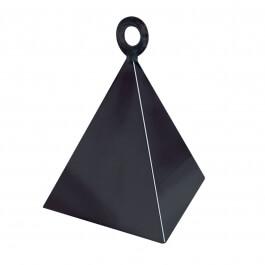 Διακοσμητική βάση πυραμίδα για μπαλόνια - Μαύρο - Κωδικός: 14428 - Anagram